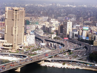 Cairo_view_Cairo_Tower