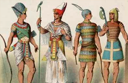 Ancient Egypt Fashion