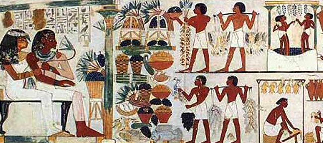 a rich history of egypt Primary sources of the old  as almost all the monuments were made for the rich and  (samannud) in the nile delta, wrote a history of egypt based .