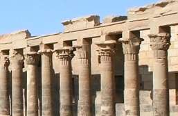 Ancient Egyptian Architecture Columns The Columns Of Ancient Egypt