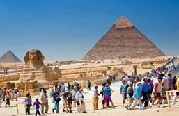 Visit in Egypt