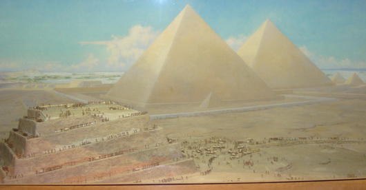 pyramids of egypt names