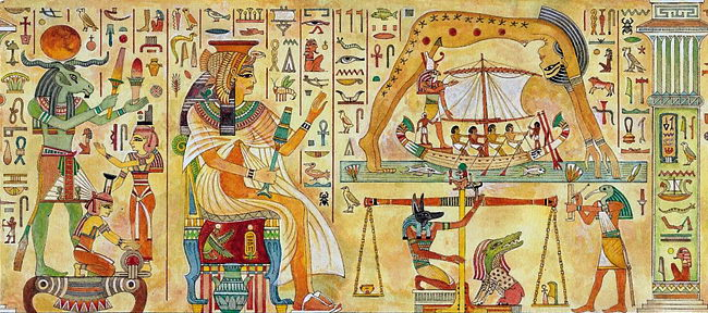 Image result for ancient egyptian gods