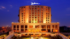 The Radisson Blu Hotel