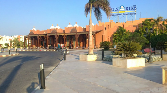 Hotels Of Hurghada Sunrise Select Royal Makadi Resort