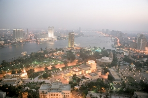 Aswan and Cairo