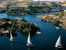 Nile Cruise: Kom Ombo, Aswan (High Dam, Philae)