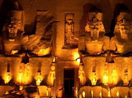 Abu Simbel Trip By Flight