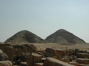 The Pyramids Of Abusir