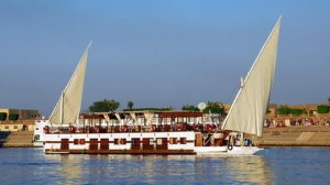 Dahabiya Nile Cruise (judi)