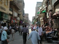 The Old Market Of Khan El-Khalili