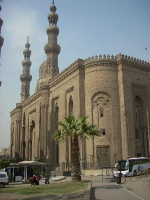The Mosque Of Al Refaie