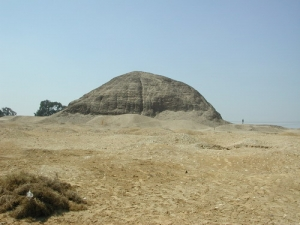 The Pyramid of Hawara