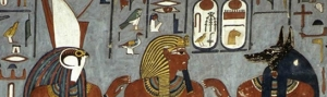 Ramesses I (Valley Of The Kings - KV16)
