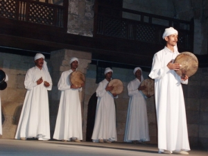 Wikala of Al Ghuri and the Tanoora dance Show