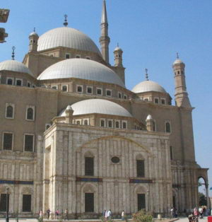 The Mosque of Mohamed Ali