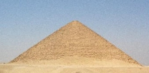 The Pyramids Of Dahshur
