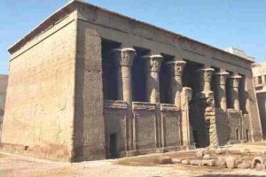 The Temple Of Esna