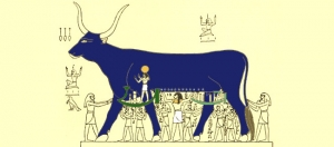 Hathor - The Cow Goddess