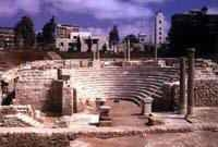The Roman Amphitheatre of Alexandria in Kom El Dekka