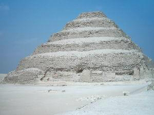 The Pyramids Of Sakkara