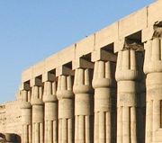 The Mortuary Temple Of Amenhotep III