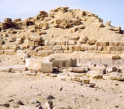 The Mortuary Temple Of Neferirkare