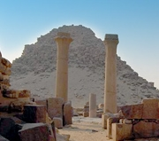 The Mortuary Temple Of Sahure