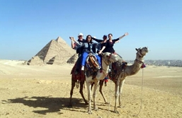 Egypt Travel Safety