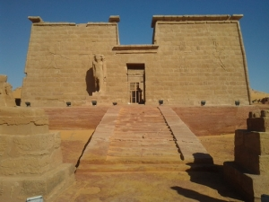 The Temple Of Wadi Es-Sebua