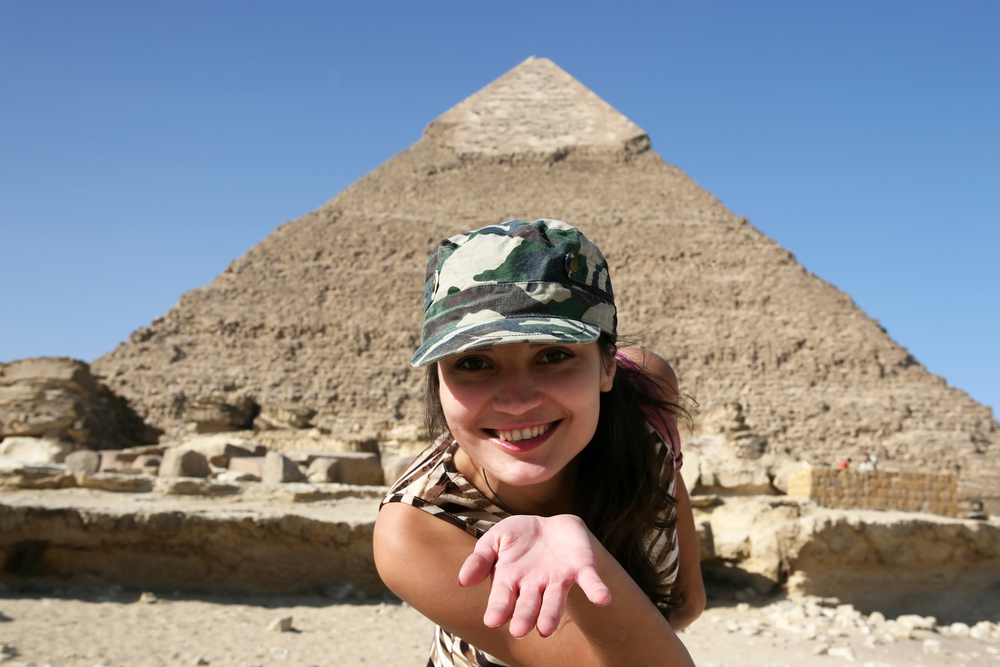 When is it better to go to Egypt to have a good rest